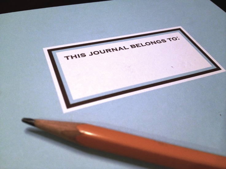 Journal Belongs To