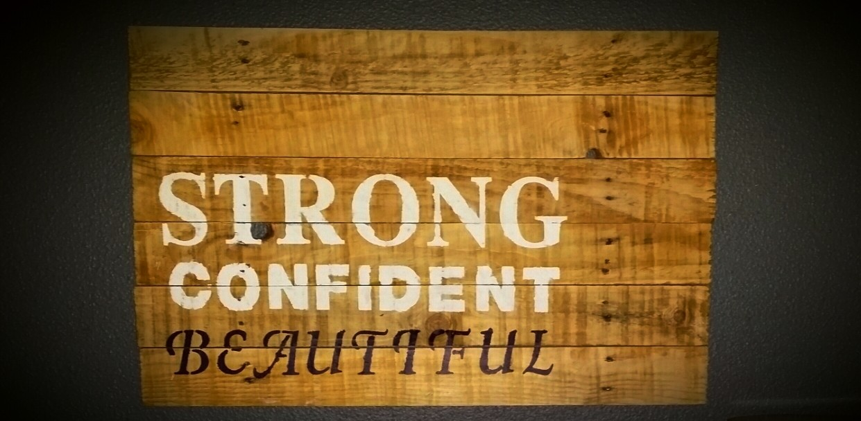 Strong, Confident, Beautiful