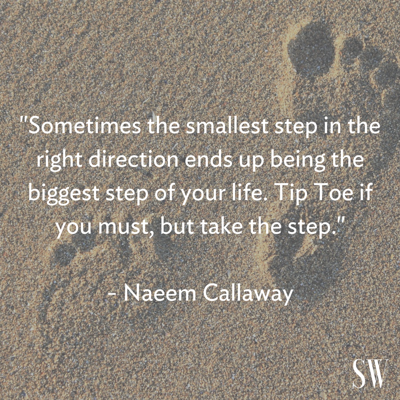 Image result for Taking the step